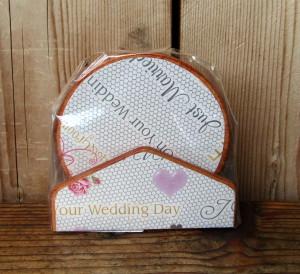 Poháralátét esküvőre 303060 (5)